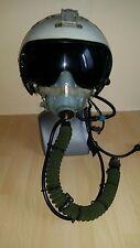 casque pilote pilote ZSH-7+masque gueneau mbu ulmer pilotenhelm