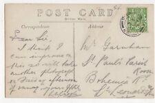Mr Garnham St Pauls Parish Room Bohemia Road St Leonards On Sea 1915 300a