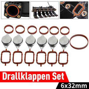 6x32mm Bouchon Clapet Volet Admission joint collecteur Pour swirl flaps BMW 330d