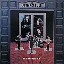 JETHRO TULL Benefit 180gm STEREO Vinyl LP NEW & SEALED