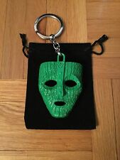 The Mask Green Keychain