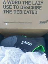 Inov8 Bare XF 210 V-2  grey black green shoes