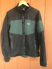 Arcteryx Gamma MX Black Polartec Softshell Jacket Mens M. Made In Canada! hiker