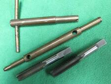 2 HELICOIL 1/2-13 STI THREAD INSERT REPAIR TAP 2 BRONZE TANG WINDER TOOL INSTALL