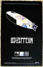 Led Zeppelin 2014 Poster Remastered First 3 Albums