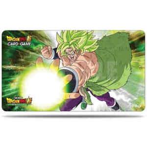 Ultra Pro Bandai Dragon Ball Super Card Game # 85985 BROLY Playmat w/ Tube