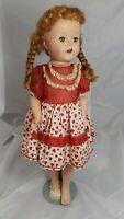 "Fairyland Doll Circa 1950's 21"" Tall"
