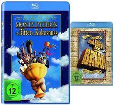 2 Blu-rays * MONTY PYTHON - KLASSIKER SET ~ Brian + Kokosnuss # NEU OVP <