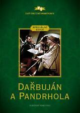 Darbujan a Pandrhola DVD box - special edition Czech film 1959 English subtitles