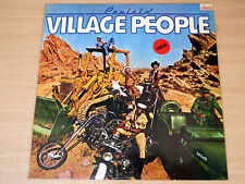 EX/EX !! Village People/Cruisin'/1978 Imavox LP/Portugese Issue