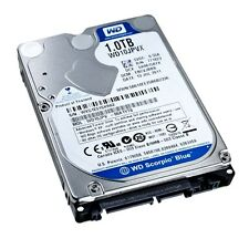 "Laptop Hard Drive Western Digital 1 TB,Internal ,2.5""  SATA notebook HDD +Cable"