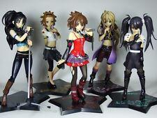 Ichibankuji K-on! 2ndseason DEATH DEVIL Yui, Ritsu, Mio, Tsumugi,  Azusa fullset
