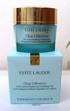 Estee Lauder Claro Difference Control de Aceite/Matificante Gel 50ml-Nuevo y Sellado