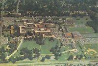 TN Memphis State University AERIAL VIEW Campus & Plant 6x9 Dexter Press postcard