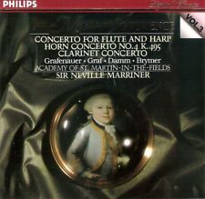 The Mozart Experience Vol. 3 (CD 1989) Marriner; Philips 426 207-2