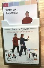 Simply Tai Chi Exercise System DVD Flashcards Booklet Box Set, Never Opened