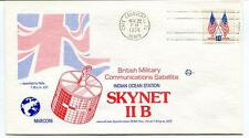 1974 Skynet II B British Military Communications Satellite Delta Marconi USA SAT