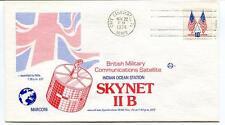 1974 Skynet II B British Military Communications Satellite Delta Marconi USA SAT