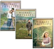 Secrets of the Shetlands 1-3 Inheritance,Cottage & Legacy (pb) Michael Phillips