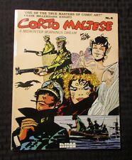 1987 CORTO MALTESE Midwinter Mornings Dream #4 Hugo Pratt VF- NBM