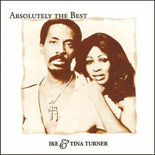 IKE & TINA TURNER * 18 Greatest Hits * New Sealed CD * Proud Mary, Nutbush