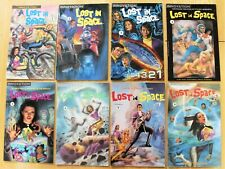 Lost In Space Innovation Comics First 8 issues in series 1991 - 1992