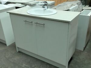 1200mm stone top vanity set for sale was$450 now$299