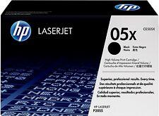 Original HP 05X Toner schwarz CE505X zu LaserJet P2055DN P2055DTN P2056D P2033
