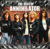 ANNIHILATOR - THE BEST OF ANNIHILATOR USED - VERY GOOD CD