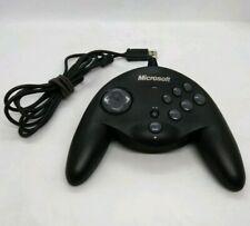Microsoft SideWinder Game Pad/Controller Mac PC USB Plug N Play X08-59063