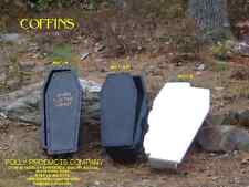 "30 ""L x 12"" W x 8"" d Cryptics #Coffin Cooler- White"