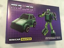 Transformers Minicar MC-09 WASPER G1 WASP custom BY Impossible Toys