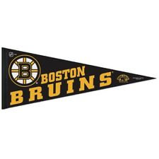 Boston Bruins Official NHL Wall Pennant by Wincraft 638571