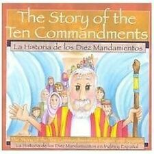 Story of the Ten Commandments  La Historia de los Diez Mandiamentos