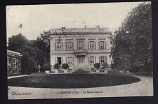 CLERMONT oise CPA 6O la maison blanche   chateau