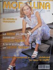 MODELLINA n°104 1998  - con cartamodelli  [M6]