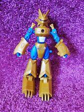 Digimon Magnamon to Digi Egg of Miracles Gold Armor Digivolving Figure