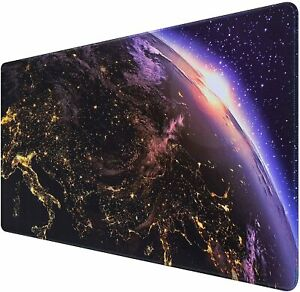 Gaming Mouse Pad, Canjoy Extended Mouse Pad, XXL Large Big Computer Keyboard