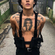 Unisex Tactical Chest Rig Bag Hip-Hop Street Punk Waist Pack Shoulder Small Bags