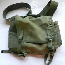 U.S. Army Combat Canvas Field Pack M-1956; Comes with Us Carrying Strap; 1960