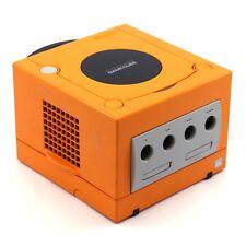 Nintendo GameCube - console #orange / Menue English REGIONFREE JAP
