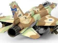 Academy 1/32 Scale F-16I SUFA Israel Combat Fighter Plane Plastic Model Kit