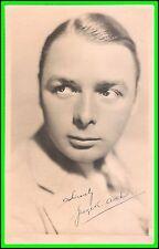 GEORGE K. ARTHUR - ORIGINAL Vintage Handsigned PORTRAIT 1920's - DOUBLE WEIGHT