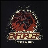 Enforcer - Death by Fire (2013) limited edition (includes free patch!)