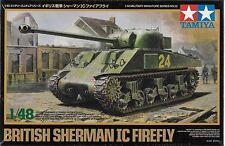 1/48 Tamiya 32532 -  British WWII Sherman IC Firefly Tank Model Kit