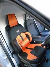 i - TO FIT A CITROEN DISPATCH 2003, VAN S/ COVERS, BO-1 ORANGE SPORTS MESH