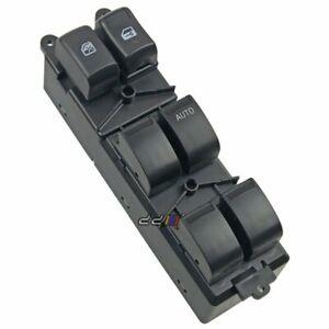Front Power Window Switch Main Control For Isuzu New D-Max Dmax MU-X 2012-2020'