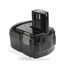 18V 3.0AH Li-Ion Battery for HITACHI BCL1815 EBM1830 WR18DL WH18DL RB18DL UB18DL