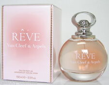 Van Cleef & Arpels Reve 100 ml EDP Spray Nuovo OVP