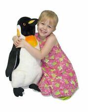 Melissa and Doug Large Cuddly Plush Penguin 60cm Top Quality Lifelike 12122